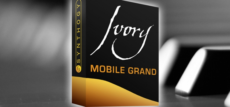 Ivory Mobile Grand Now Available For iPhone with Korg Module's New Universal Update!
